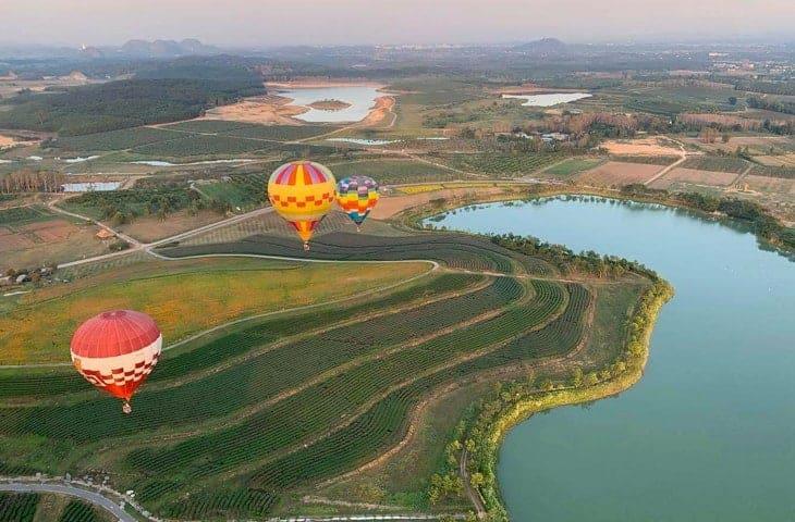 Singha Park Balloons