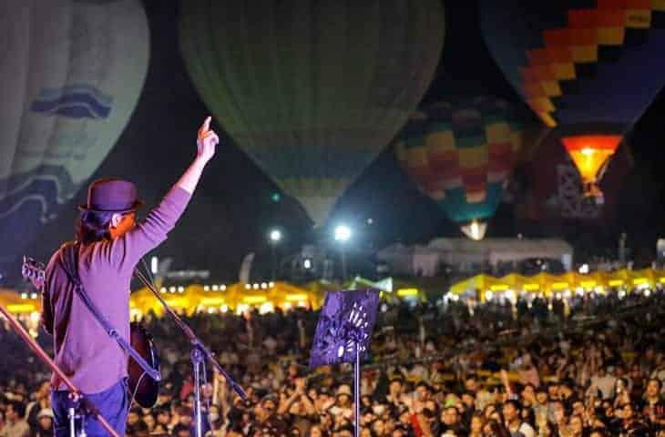 Singha Park Music Concert Chiang Rai