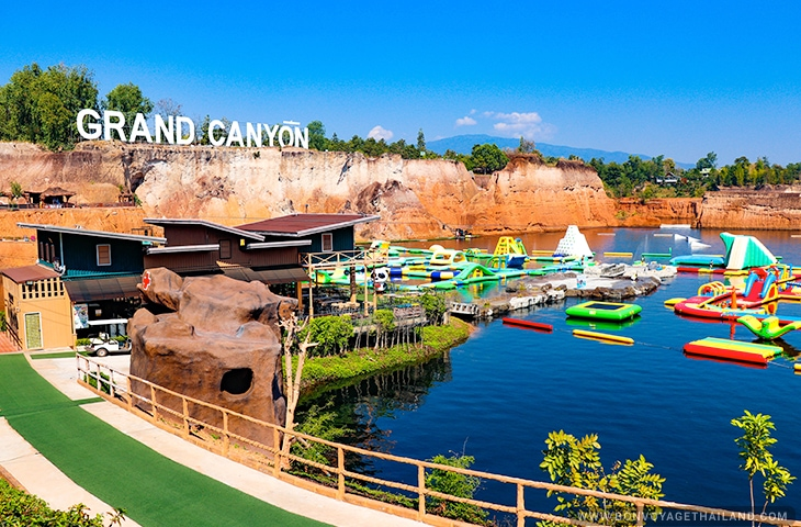 Chiang Mai Grand Canyon