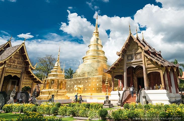 Temples Wat Phra Singh