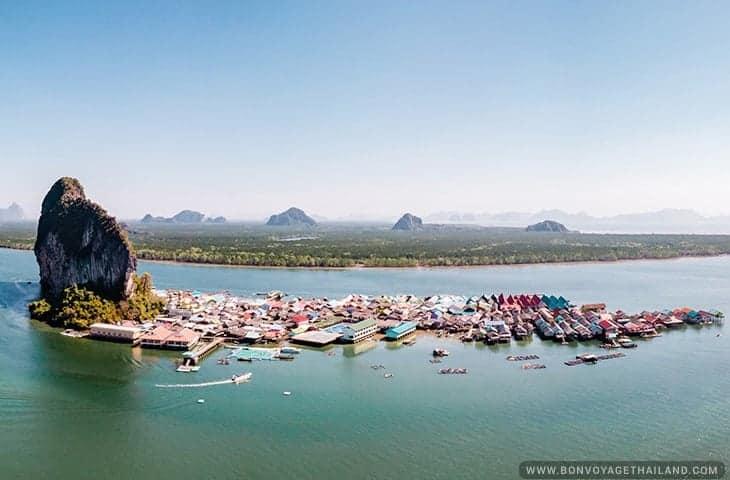 Koh Panyi Thailand
