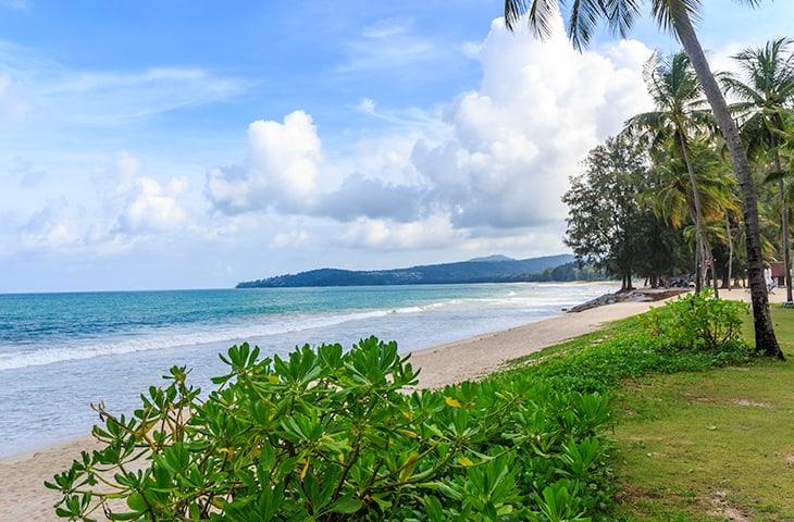 Bang Tao Beach Phuket Thailand