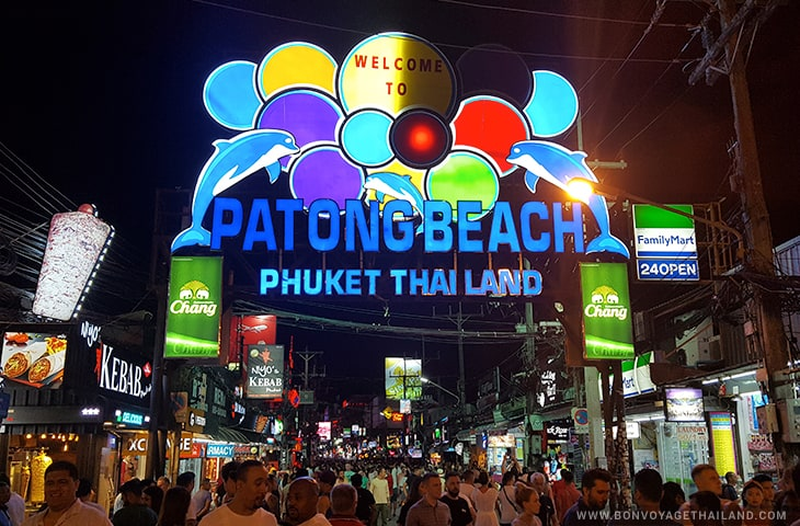 Bangla Road Phuket Thailand