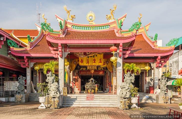 Jui Tui Shrine Phuket Thailand