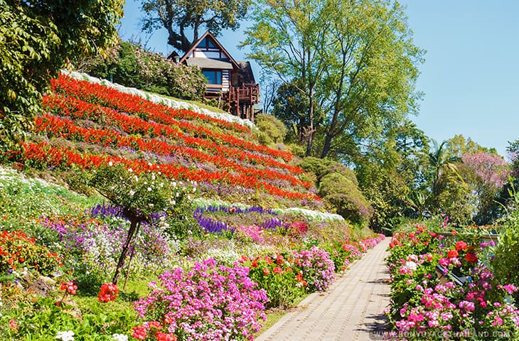 Bhubing Palace Chiang Mai