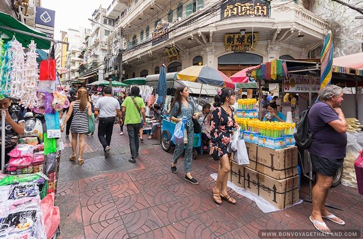 Sampeng Lane Bangkok Chinatown