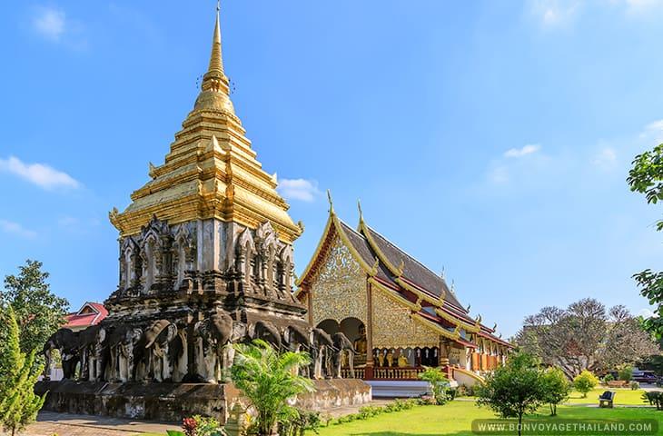 Wat Chiang Man Chiang Mai